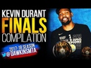 Kevin Durant Full 2018 NBA Finals Highlights vs Cavs 28 8 PPG 10 RPG 7 5 APG FINALS MVP