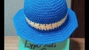 Crochet Floramae's Hat Part 2