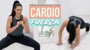 Eliminar grasa acumulada | Rutina de cardio con ejercicios de fuerza