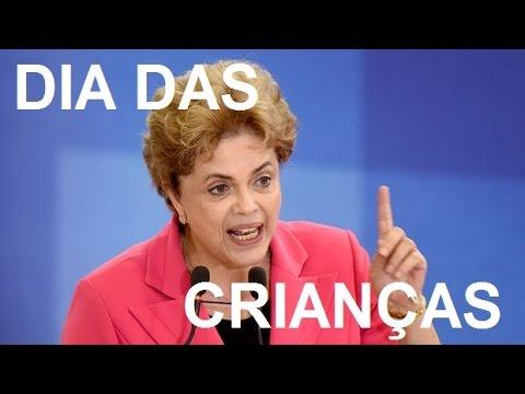 Discurso Dilma | Especial Dia Das Crianças