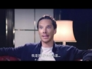 Benedict's impressions of Thor, Tony Stark and Loki