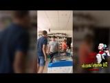 Драка в магазине (ору)