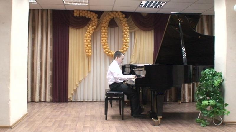 Галутва Михаил - И.Гайдн «Каприччио» h-moll