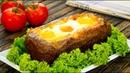 Um velho conhecido com um novo recheio: Torta de carne e ovos