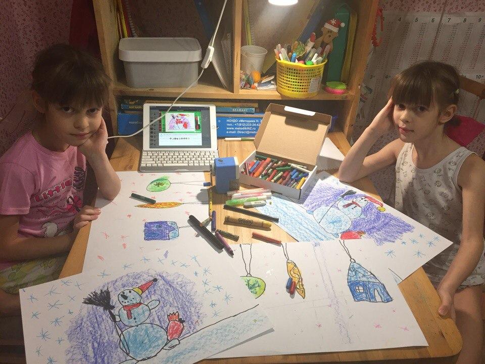 домашнее творчество на семейном обучении