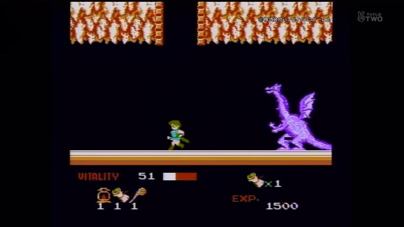 GameCenter CX090 - Dragon Buster [810p]