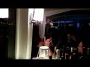 группа RockNgerls на музыкальной вахте на Неве под разводы и мостами