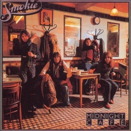 Smokie альбом Midnight Cafe