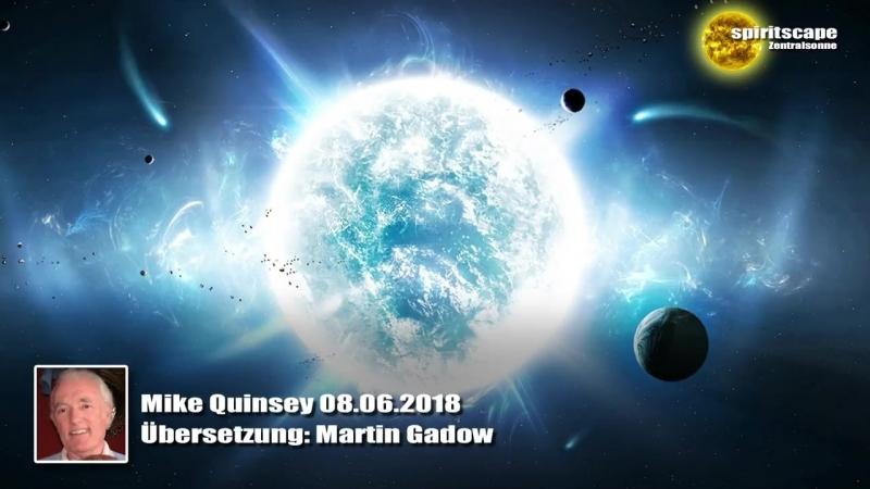 Mike Quinsey – (Deutsche Fassung)