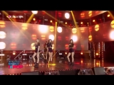 Nine Muses - Drama @ 2018 Peace K-Pop Concert в Косоне (180622)