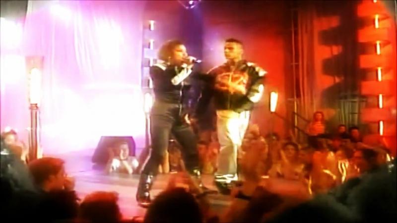 2 Unlimited – Workaholic (Live, 1993)