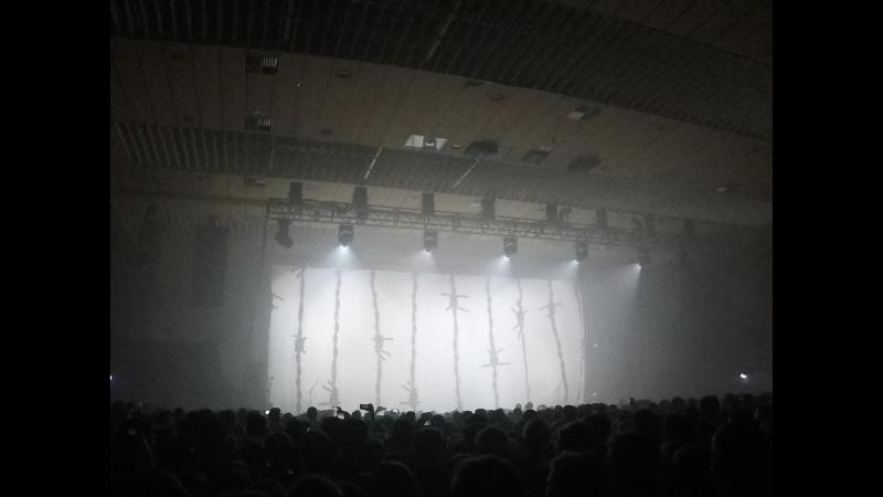 Casper live Würzburg (S. Oliver Arena 09.03.2018)