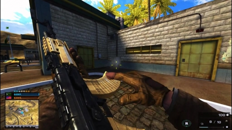 Testing various animation for MW2 AK47 repack