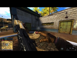 Testing various animation for MW2_AK47_repack