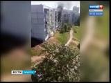 Двоих детей спас мужчина на пожаре в Братске