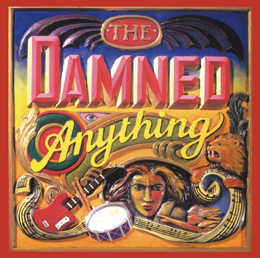 The Damned альбом Anything (Remastered & Expanded)