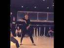 Lee chan dancing to dua lipas new rules 2018