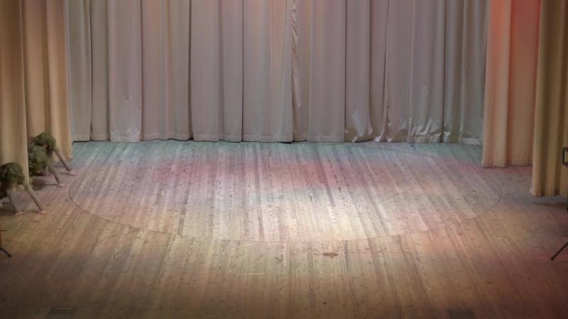 Городской конкурс танцевальных коллективов Волшебные башмачки