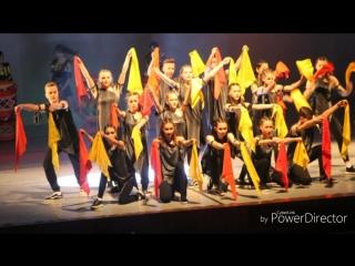 Танцевальный коллектив NUR