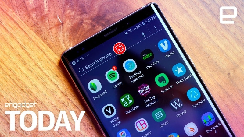 How Samsung's Extreme Ultraviolet unlocks the next generation of chips | Engadget Today