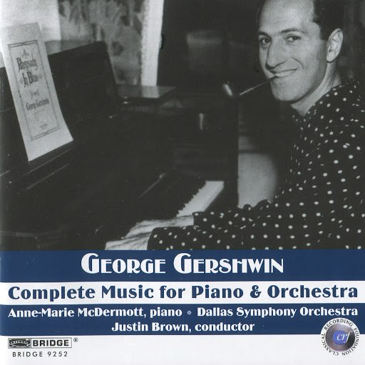 George Gershwin альбом Gershwin: Complete Music for Piano and Orchestra