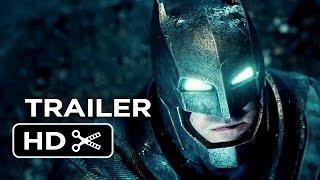Batman v Superman Dawn of Justice Official Teaser Trailer 1 (2016) - Ben Affleck Movie HD