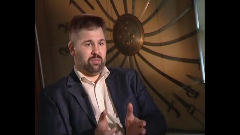 TV   Частные коллекции   Коллекция оружия из булата - 36 56