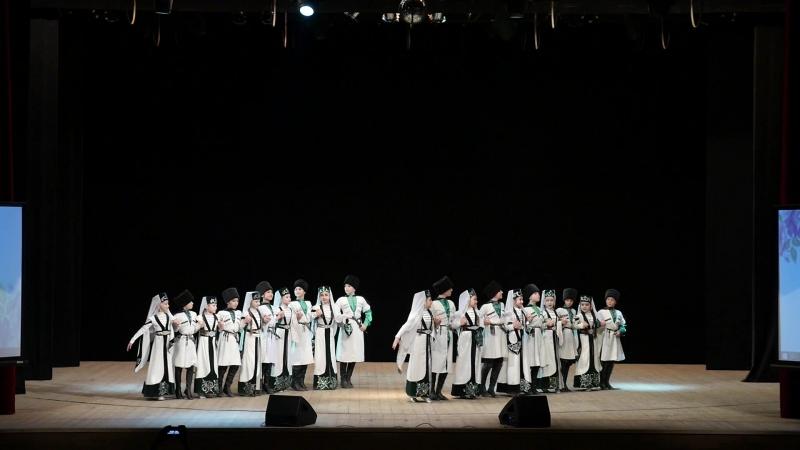 Ансамбль Кабарда- танец Удж хеш