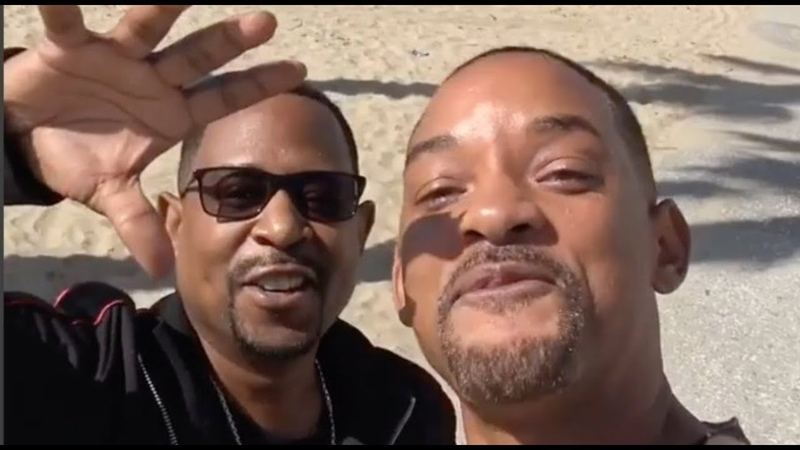 It's Official! Will Smith Martin Lawrence Are Back for 'BAD BOYS 3' Baby!