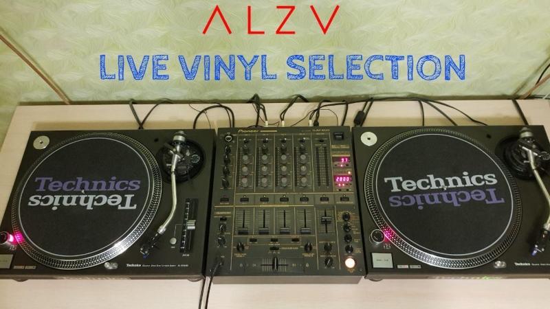 ALZA - LIVE VINYL SELECTION