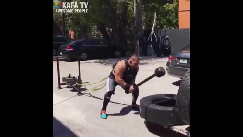 Убойный тренинг