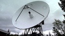 EISCAT UHF antenna in Kiruna