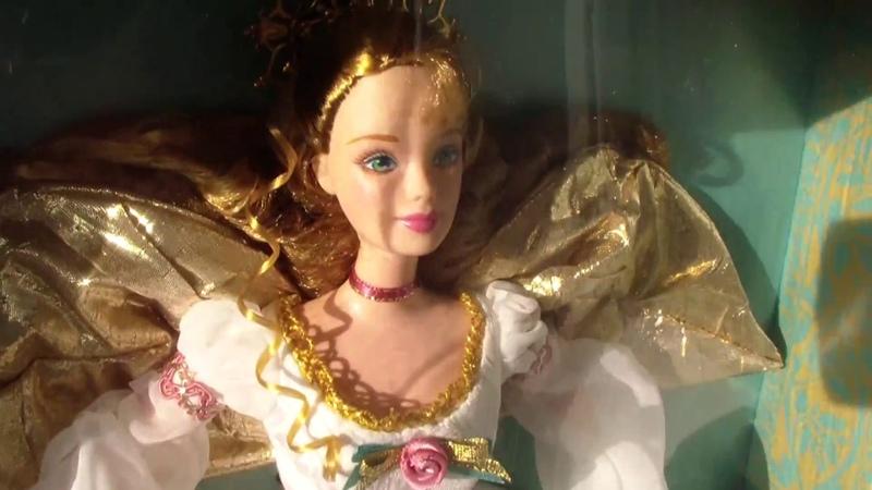 Angel of Joy Barbie 1998 Ангел Радости Барби