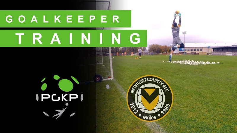 Goalkeeper Training Newport County