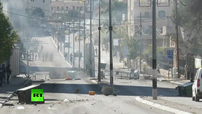 Unrest in Bethlehem following Trump's decision to recognize Jerusalem as Israel's capital