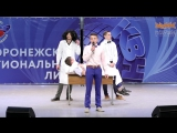 """Финальный номер - Команда КВН """" Сборная ВГЛТУ""""  1⁄4 финала 2017 года"""