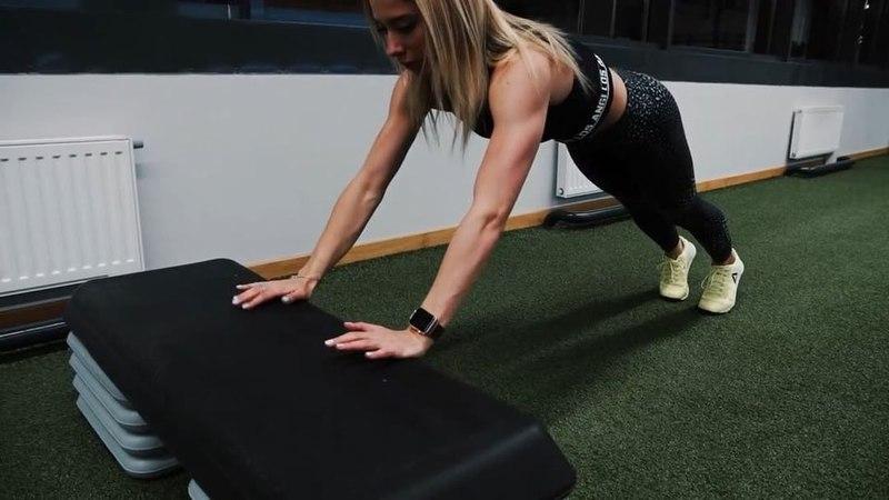 Maria Sokolova 🏆 Pro Athlete в Instagram: «Любите ли вы функционал так же как люблю его я? Каждое упражнение по минутке ✌🏼 пять кругов и вы в экста...