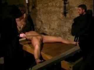Interrogatio 10. Catherine/ Расправа над Катриной