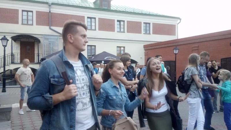 Концерт Оксаны Палий и Streetband