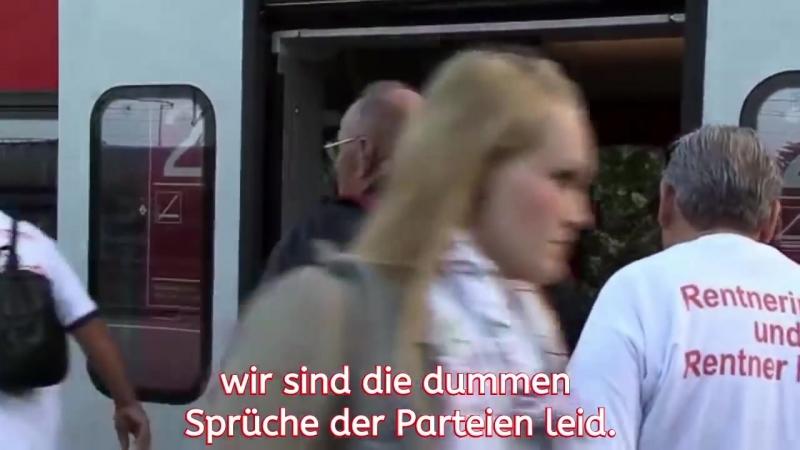 Rentner-Song Gruppe Gutzeit