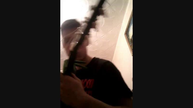 реп на гитаре оксимирон