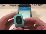 Smart Baby Watch GPS Q50 - детские умные часы с GPS на SeTracker полное и подробное описание