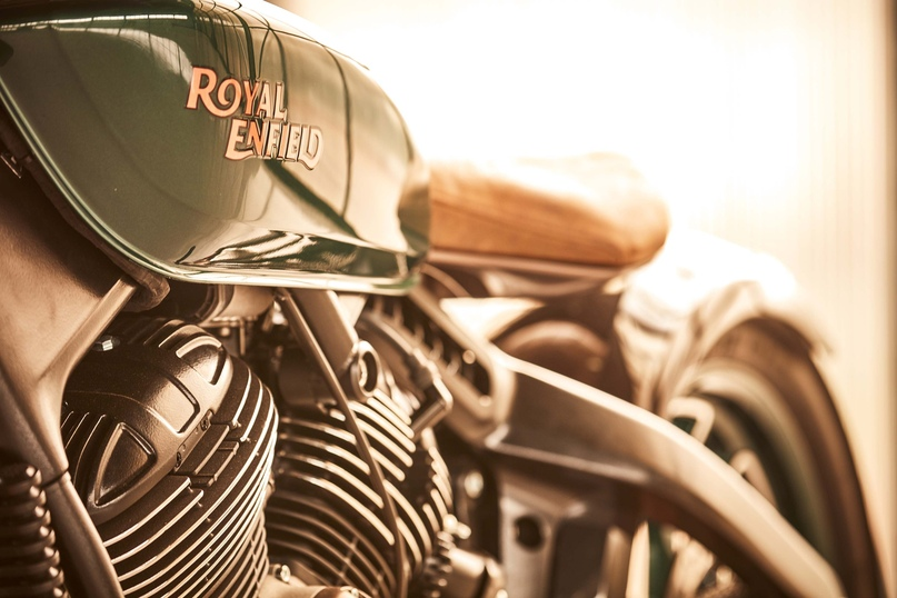 EICMA 2018: концепт Royal Enfield KX