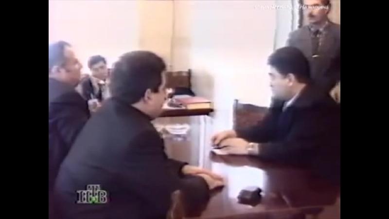 Сегодня (НТВ,31.10.1995) Отрывок