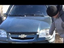 Замена лампы ближнего света на Chevrolet - Niva