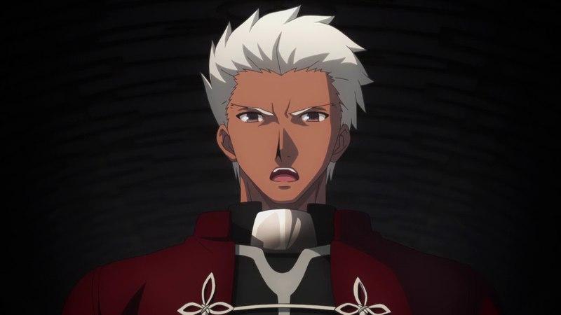 FateStay Night [UBW] Archer VS Shirou Part 1 [60FPS] (English SubbedDubbed)