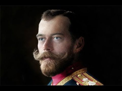 Tsar Nicholas II: Reign-Faith-Family, with Nick Nicholson