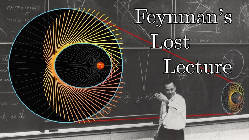 Feynmans Lost Lecture (ft. 3Blue1Brown)