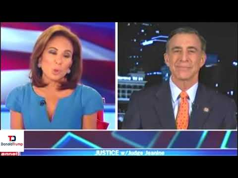 Judge Jeanine Pirro - Opening Statement Latest - Strzok is personification of the deep state