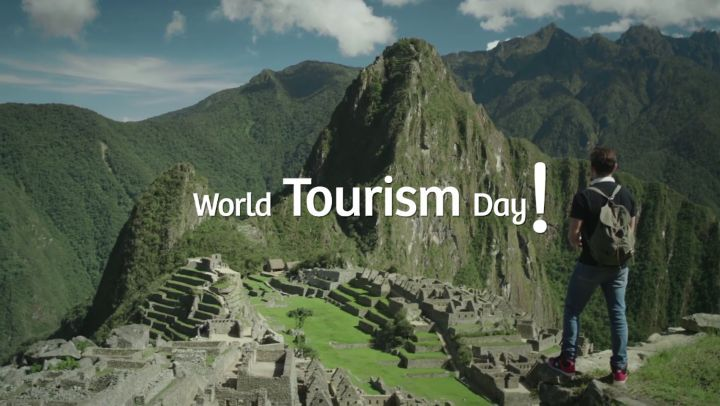Perú on Instagram Happy World Tourism Day The best experience of your life is just a trip waiting for you ¡Feliz Día Mundial d